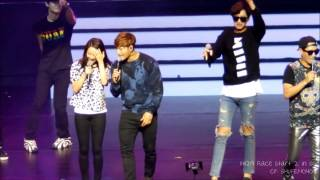 getlinkyoutube.com-[HD/FULL] 141129 Running Man members singing Loveable (사랑스러워)
