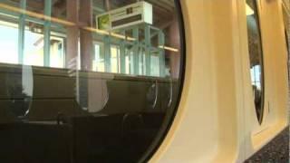 getlinkyoutube.com-ディズニーリゾートライン車内から(Disney Resort Line)