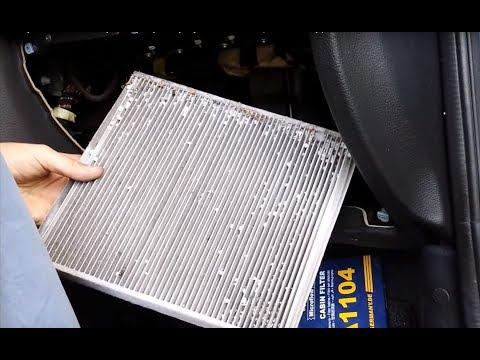 Jak wymienic filtr kabinowy klimatyzacji wentylacji w samochodzie   ForumWiedzy