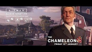 HITMAN - Tizennyolcadik Elusive Target - The Chameleon
