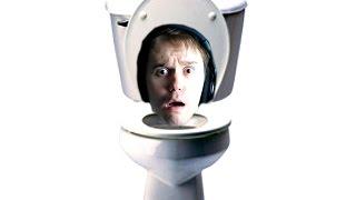 getlinkyoutube.com-BATHROOM HORROR! | Toilet Escape