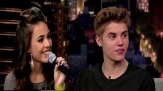 getlinkyoutube.com-Justin Bieber feat. Danna Paola | Nothing Like Us / No Es Cierto |