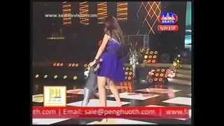 getlinkyoutube.com-សើចសប្បាយជាមួយ នាយ ក្រិន - Funny with Neay Krean In SeaTV studio