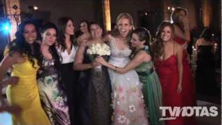 getlinkyoutube.com-La espectacular boda de ¡Raquel Bigorra!