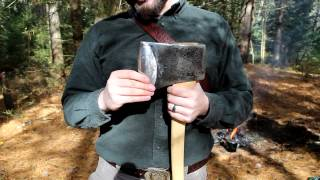 Woodsman's Breakfast - Axe Talk And More