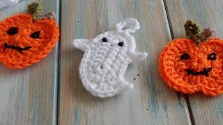 getlinkyoutube.com-How to Crochet a Ghost for Bunting