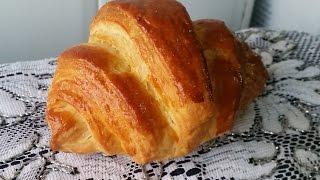 getlinkyoutube.com-جميع اسرار كرواصة كرواسون مثل المخابز الكبرى(جزء1)/Homemade croissants pains au chocolat/