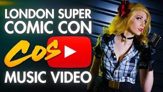 getlinkyoutube.com-London Super Comic Con (LSCC) 2015 - Cosplay Music Video