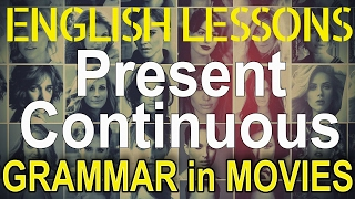 getlinkyoutube.com-Present Continuous in Movies - Hollywood English