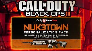 getlinkyoutube.com-BLACK OPS 3 NUKETOWN CAMO! - New NUK3TOWN Gameplay Lanuched + Camo Pack! (COD BO3 Nuketown Camo)