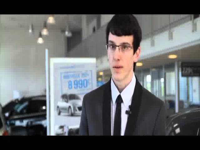 BTS Négociation relation clients automobile