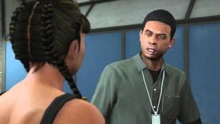 getlinkyoutube.com-GTA 5 Online : Lamar Lowrider Intro Lowrider/Hydraulic DLC