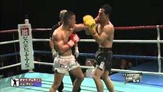 getlinkyoutube.com-Mosab Amrani vs Chi Bin Lim - Its Showtime JAPAN