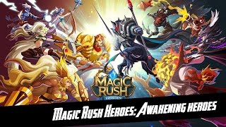 getlinkyoutube.com-Magic Rush Heroes: Crabbie Awakening Full Review