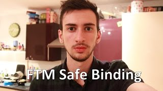 getlinkyoutube.com-FTM Transgender: How to bind safely