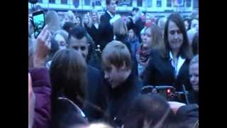 Rupert Grint signing at the Colosseum Cinema, Oslo Pt.3