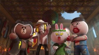 LINE レンジャー/LINE Rangers Animation EP.01