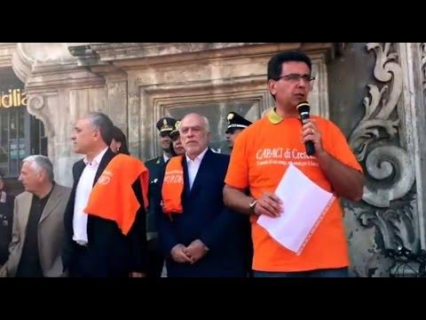 Servizio di Catania Oggi 23 maggio 2015 Capaci di Crescere