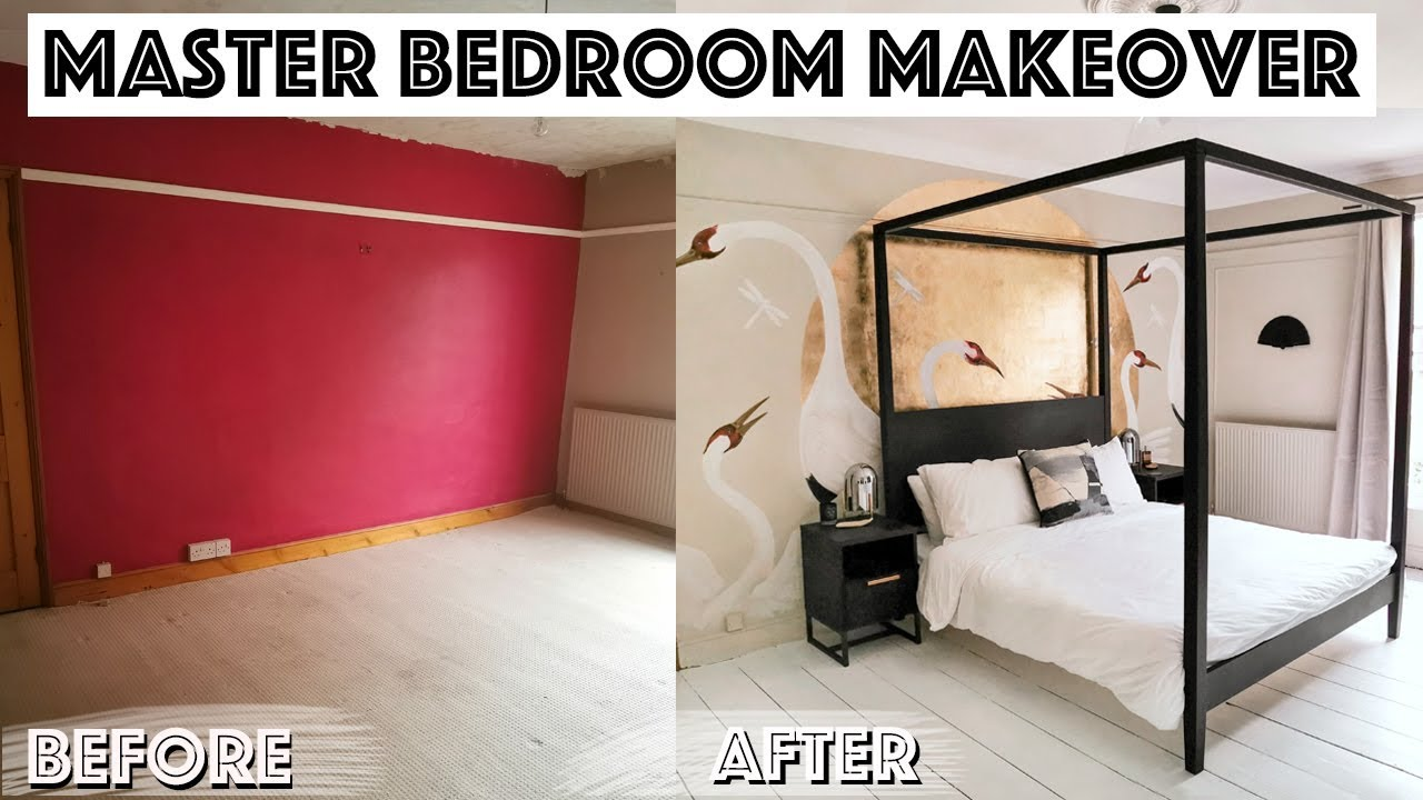 14 Day Master Bedroom Makeover ft Argos Home AD