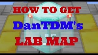 getlinkyoutube.com-How to get DanTDM's lab in Minecraft PE!