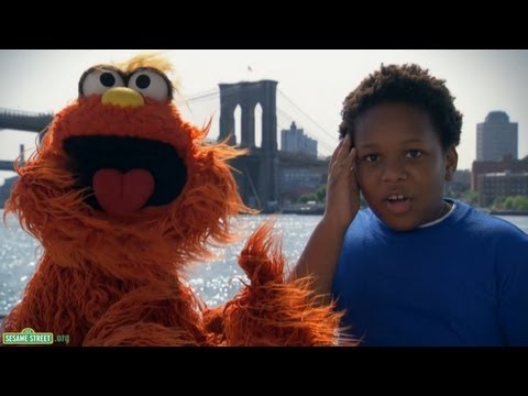 Sesame Street: Word on the Street - Brainstorm