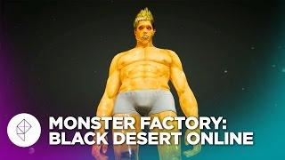 getlinkyoutube.com-Monster Factory: Melting Bart Simpson in Black Desert Online