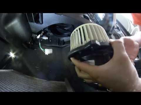 (AUTO) 'Ремонт' Кондиционера на geely emgrand ec7 FE-2