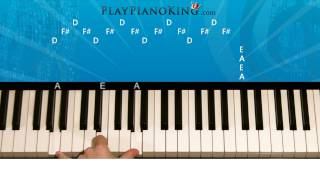 How to Play Someone Like You by Adele on Piano