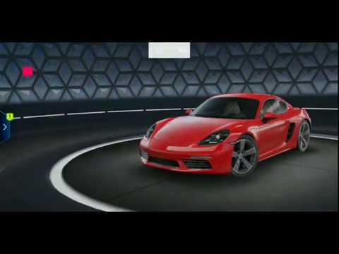 Asphalt 9 Legends - Porsche 718 Cayman ВОЗВРАЩЕНИЕ КОРОЛЯ