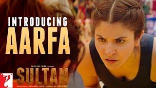 Sultan Teaser 2 | Introducing Aarfa | Salman Khan | Anushka Sharma | EID 2016