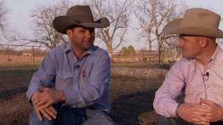 The Ride with Cord McCoy: Learn about the bucking bull business and a bit about a bull rider