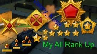 getlinkyoutube.com-Tanki Online My All Rank Up|Valery_kusa