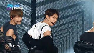 getlinkyoutube.com-【TVPP】 BTS - 'Run' Show Music core Stage Mix, 방탄소년단 - 'Run' 음중 교차편집