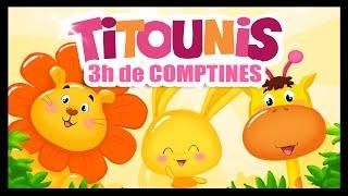 getlinkyoutube.com-Comptines et chansons - 3h - Monde des Titounis - Ah les crocodiles