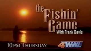 getlinkyoutube.com-WWL-TV Promo for The Fishin' Game Report with Frank Davis