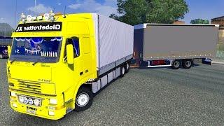 getlinkyoutube.com-Volvo FH12 Tandem ETS2 (Euro Truck Simulator 2)