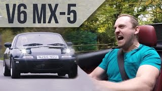 getlinkyoutube.com-This 3.0 V6 Build Is My Perfect MX-5