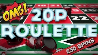getlinkyoutube.com-FOBT Gambling 20p Roulette £50 Spins