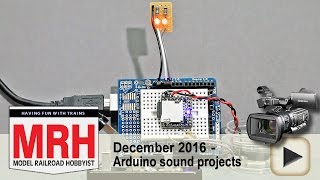 getlinkyoutube.com-Arduino sound projects demo   Model railroad tips   Model Railroad Hobbyist   MRH