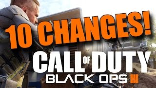 getlinkyoutube.com-10 Changes Made To Black Ops 3! (Thanks to Fans!)