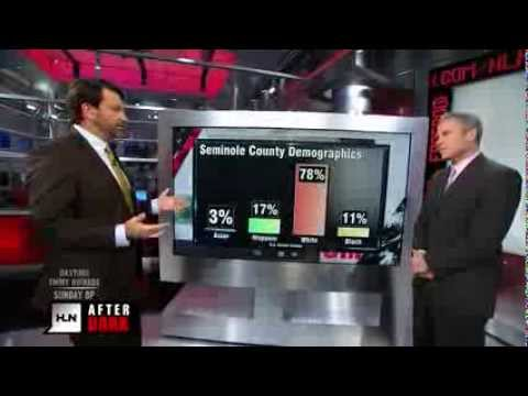 HLN After Dark  - George Zimmerman Trial - Jury Selection Day 4 06 13