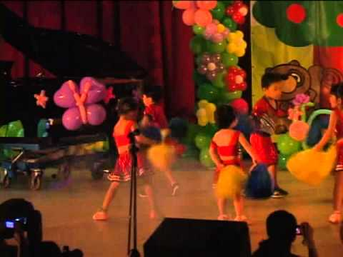 Hey Mickey 活力啦啦隊 (by Pony Class)-2011 雨果畢業典禮