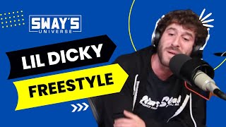 getlinkyoutube.com-Lil Dicky Steps Up to the Mic for an Exclusive Sway In The Morning Freestyle