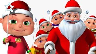 getlinkyoutube.com-Five Little Babies Dressed On Christmas   Jingle Bells   Christmas Songs For Kids