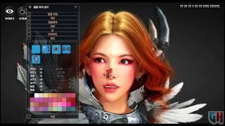 getlinkyoutube.com-Black Desert - Ranger Character Customization
