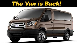 getlinkyoutube.com-2016 Ford Transit Wagon Review - DETAILED in 4K