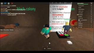 getlinkyoutube.com-How to get a ant Queen code / Roblox Ant simulator