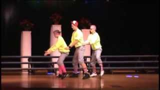 getlinkyoutube.com-BEST TALENT SHOW DANCE EVER (ICE ICE BABY!!!) - THE LOVE MAVENS