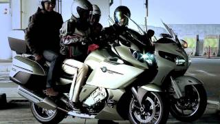 getlinkyoutube.com-BMW 1600GTL vs HONDA GOLDWING - PROLOGUE - バイクインプレ