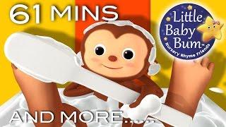 getlinkyoutube.com-Bath Song | Plus Lots More Nursery Rhymes | From LittleBabyBum!